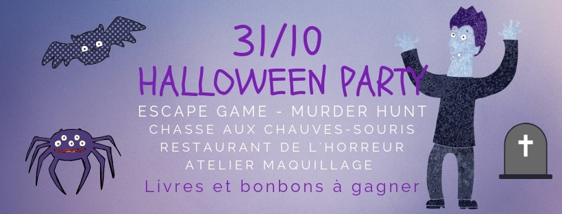 31 Octobre 2018 – Halloween Party