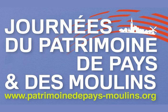 Journées du Patrimoine du Pays et des Moulins