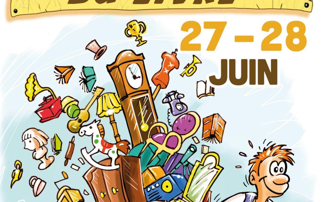 Brocante et vide grenier 27 et 28 juin 2020