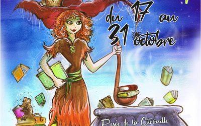 Le village du livre fête Halloween du 17 au 31 octobre 2020