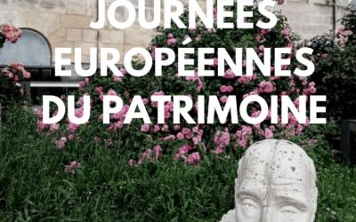 Journées Européennes du Patrimoine – Edition 2021